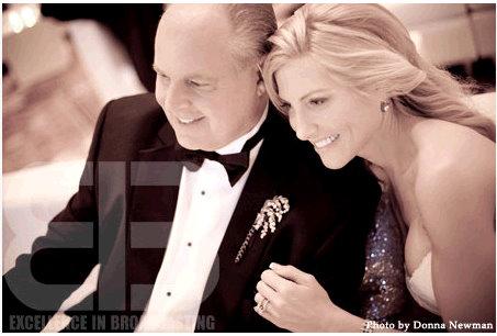 rush limbaugh wedding photos facebook