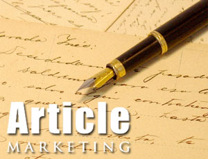 article marketing picture with pen