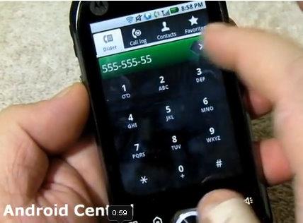 android push to talk motorola i1
