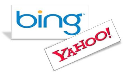bing yahoo search engine