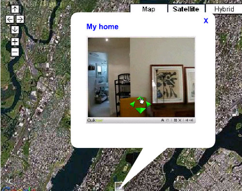 google acquires quicksee video maps