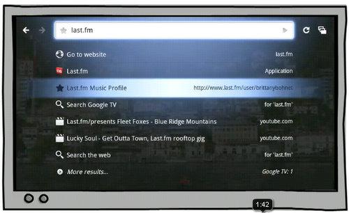 google tv release date fall 2010