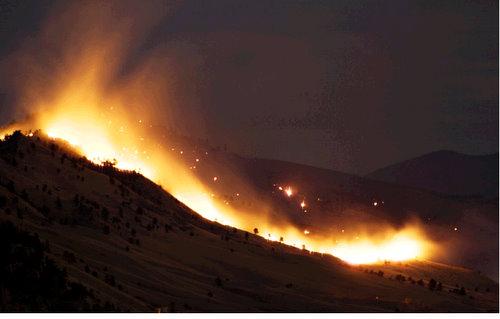 herriman fire