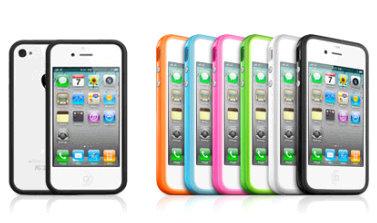iphone 4 bumper case program