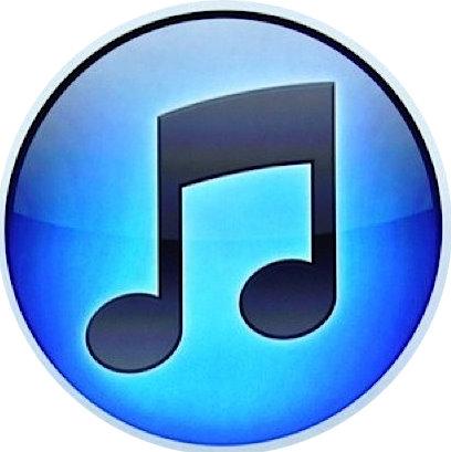 new itunes 10 logo