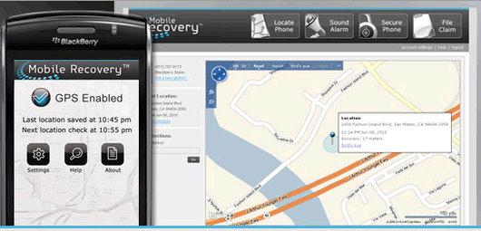verizon mobile recovery