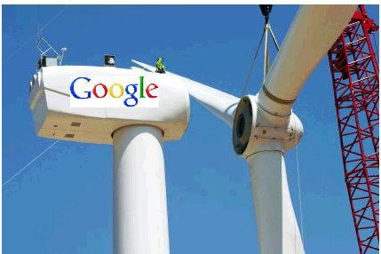 google wind farm