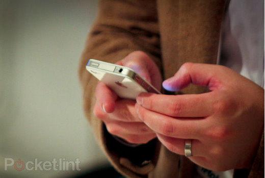 white iphone4 b