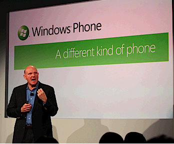 windows phone 7 conference