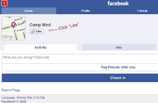 add places to facebook places 3