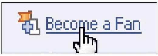 facebook fan page more popular