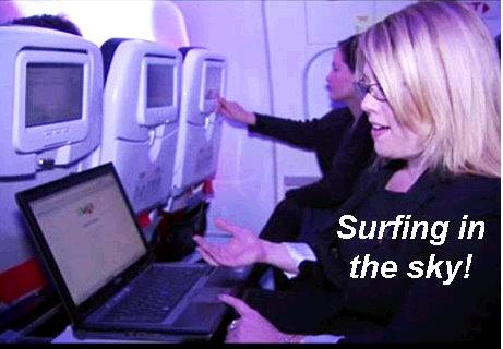 google free wifi domestic flights