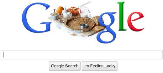 google thanksgiving day logo day 2