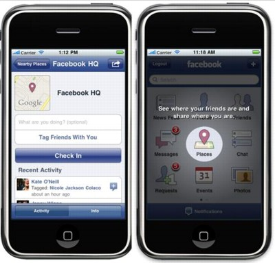 how to claim facebook places for business