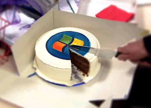 microsoft windows 25th birthday