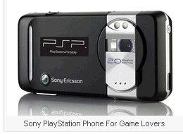 sony playstation phone 2