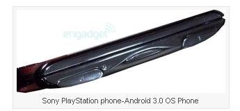 sony playstation phone 3