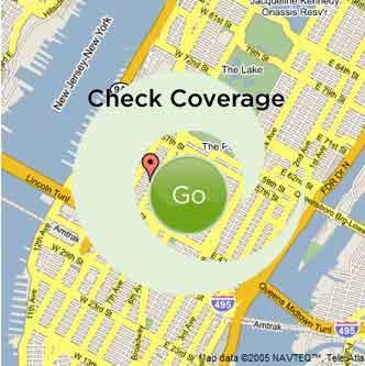 sprint 4g nyc new york city