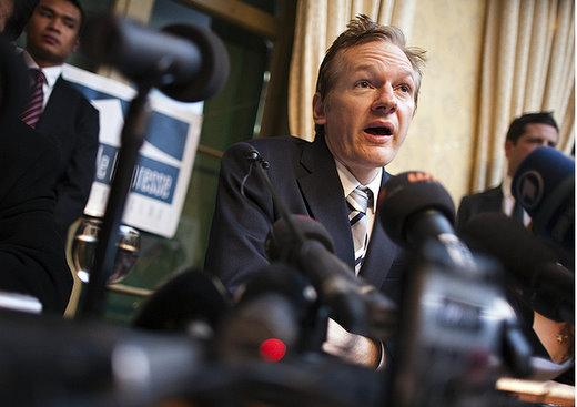wikileaks julain assange arrest