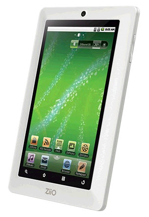 ziio creative android tablet