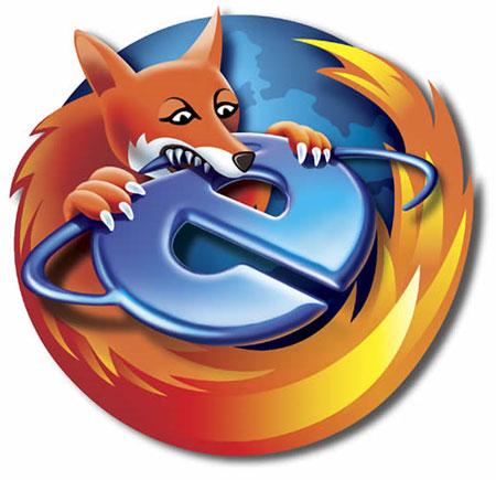 firefox beats internet