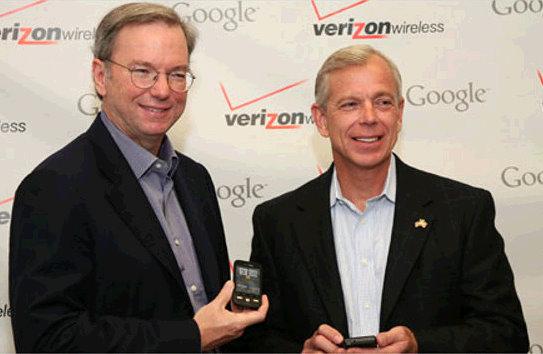 verizon 4g smartphones