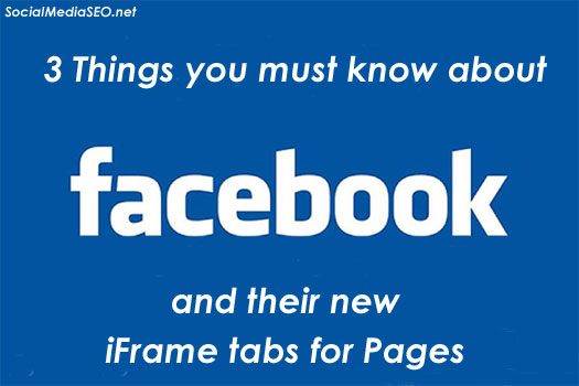 facebooks iframe tabs for f