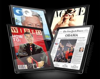 ipad magazine wordpress