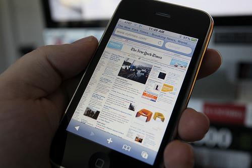 nyt social media traffic