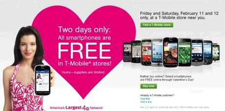 free smartphones tablets