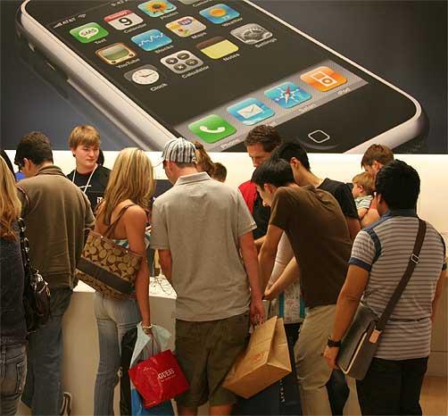 iphone smartphones att