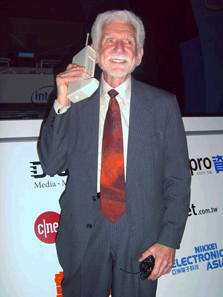 mobile phone birthday turns 38 years old