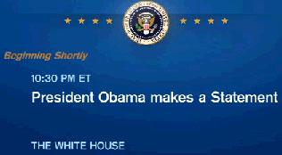 obama speech osama bin lade