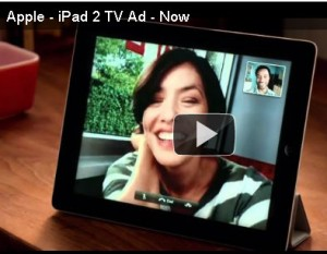 apple ipad 2 commercial1