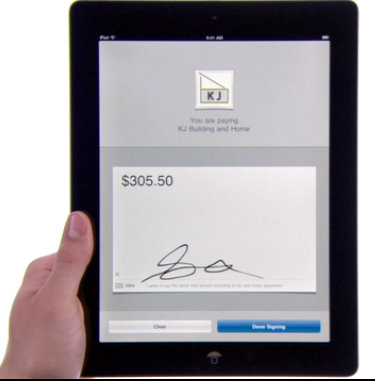 apple square payment system