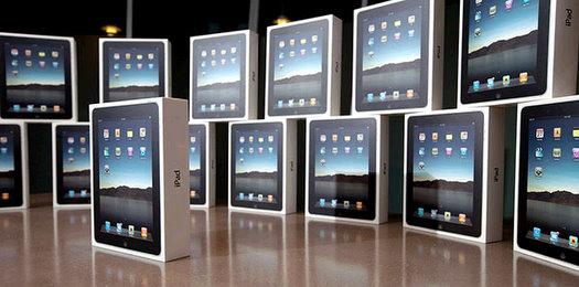 ipad tablet dominance