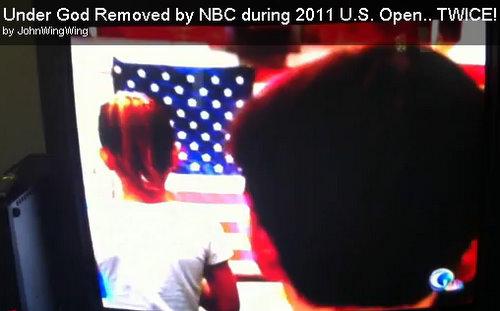 nbc pledge of allegiance