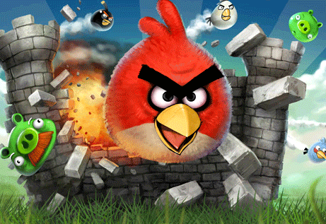 angry birds 1 billion