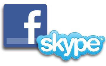 facebook skype announcement