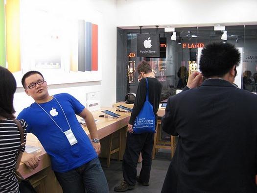 fake apple store kunming china 6