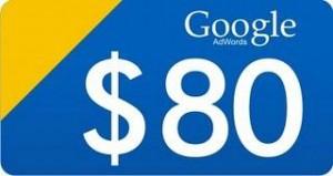 google adwords credit card