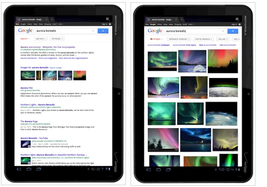google tablet search1