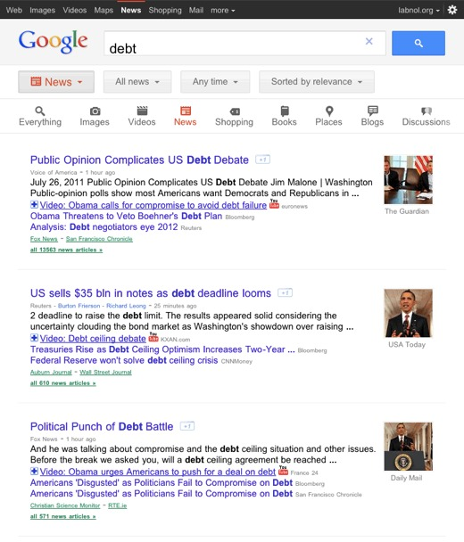 google tablet version search engine 2