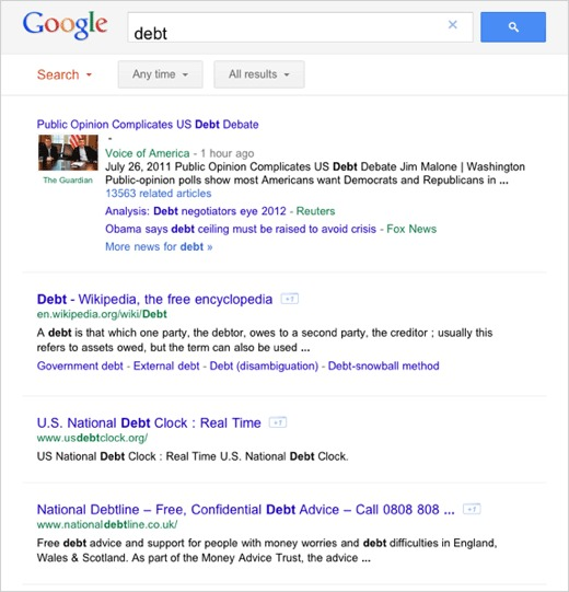 google tablet version search engine