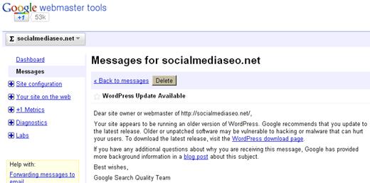 google webmaster socialmedi