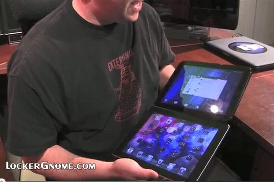 hp touchpad vs ipad 2