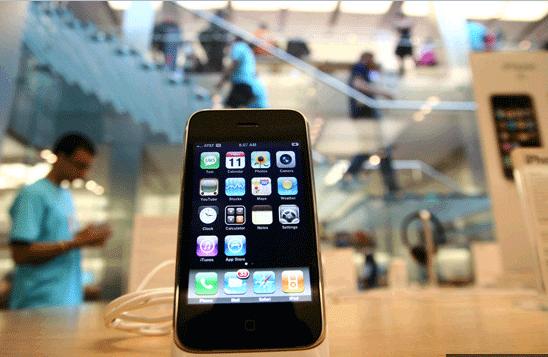 2011 iphone shipments