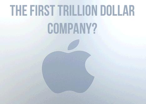 apple billion dollar compan