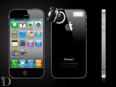 iPhone 5 Expected To Have an 8 Megapixel Camera