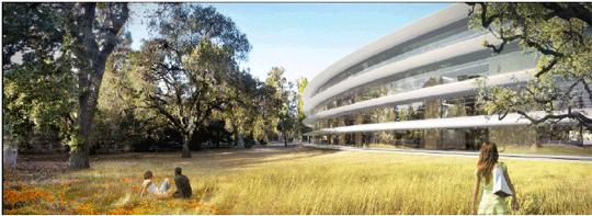 apple spaceship campus 2